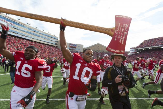 Wisconsin Footbal: Are the Badgers Without a Rival?