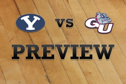 Brigham Young vs. Gonzaga: Full Game Preview