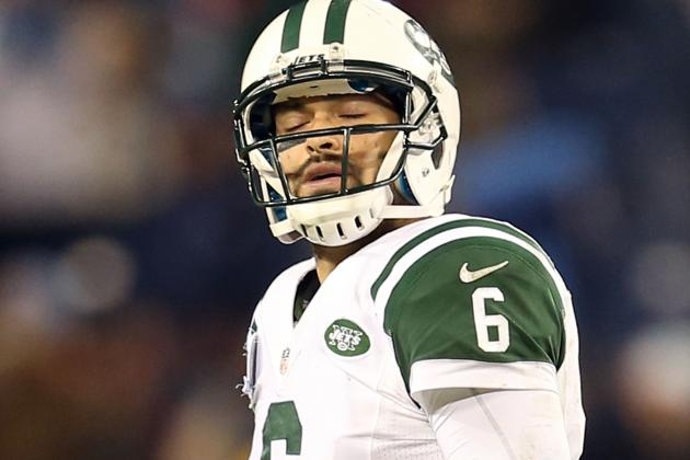Mark Sanchez Needs to 'erase His Hard Drive' and Compete