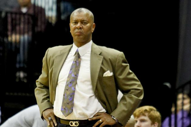 LSU Coach Johnny Jones Talks About Win over Texas A&M Aggies