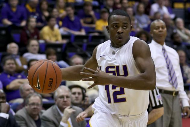 LSU Steals Help Fuel a Comeback in a 58-54 Win Against Texas A&M
