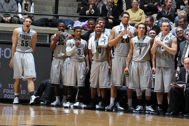 Purdue Men's Basketball Notebook: Young Guns Set for Shootout at Crisler