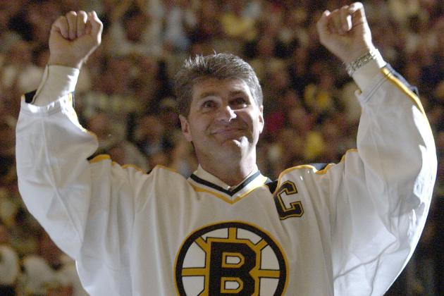 Ray Bourque Impressed with Hamilton