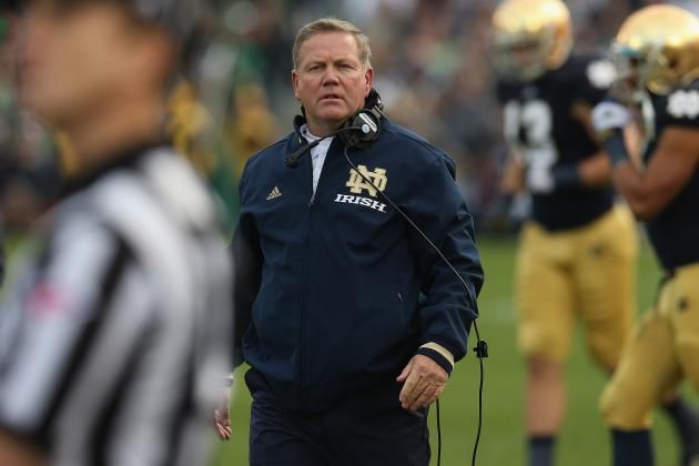 Notre Dame Football: Best Selling Points Brian Kelly Can Make to Recruits