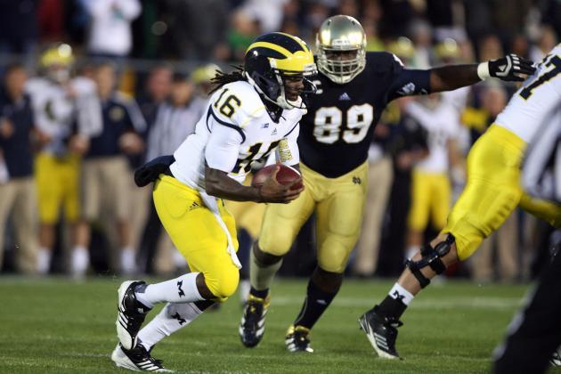 2013 NFL Draft: 3 Prospects Sliding Down Draft Boards