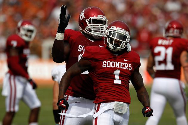 Sooners Reach out to Jefferson Jefferson Goes on Radio to Stifle Controversy