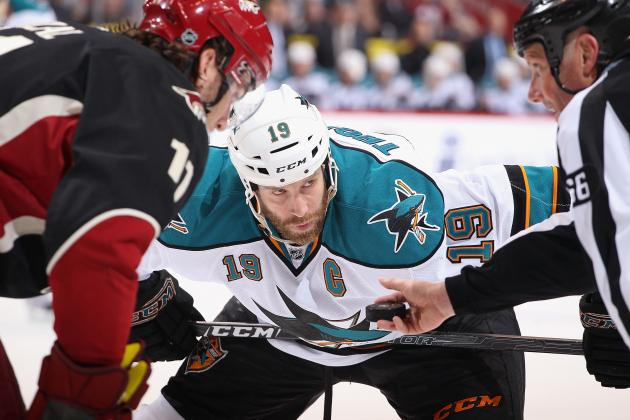Coyotes-Sharks Preview