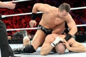 WWE Royal Rumble 2013: The Miz/Antonio Cesaro Should Be Part of Main Show