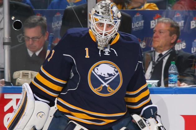 Report: Enroth to Start for the Sabres