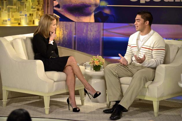 Major Takeaways from Katie Couric's Interview with Manti Te'o
