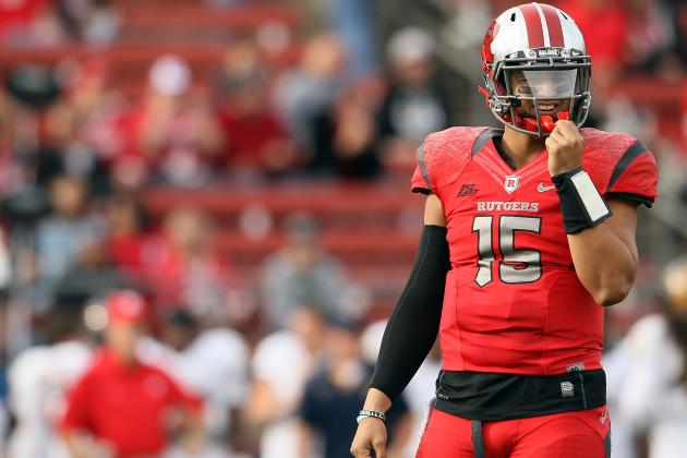 Rutgers to Implement New Offense