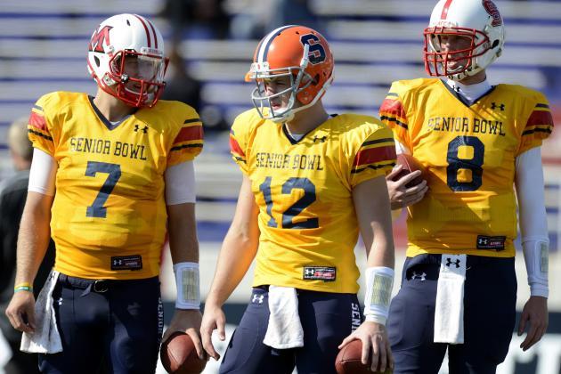 Pick or Pass? Chiefs' Draft Scenarios for Each Top Quarterback Prospect