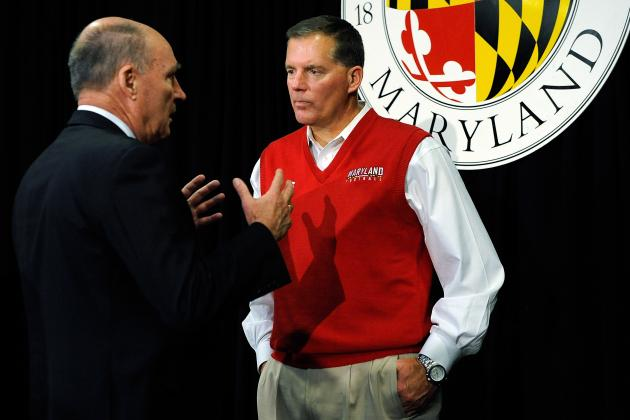 Maryland Prepares for Long ACC Legal Process over Big 10 Move