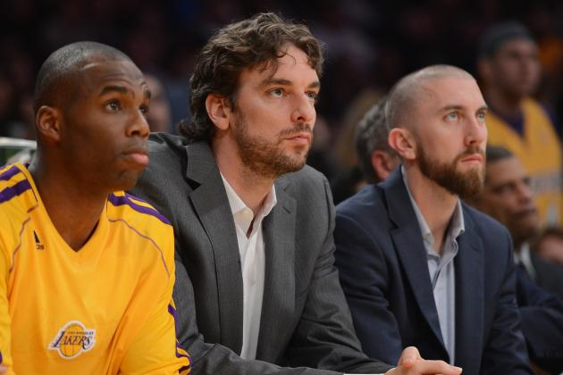 Pau Gasol Privately Expecting to Be Traded?