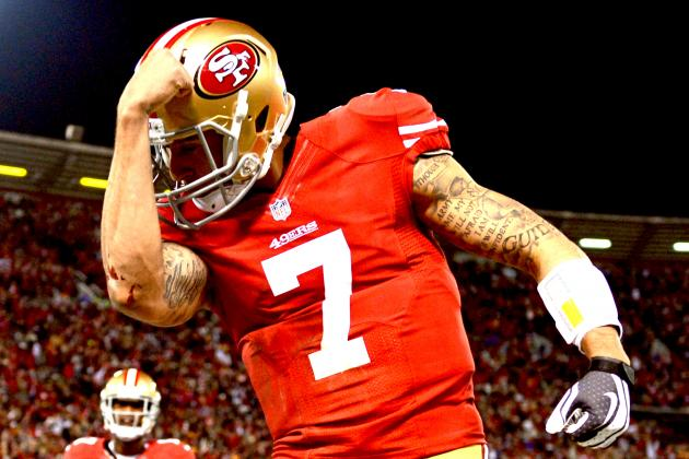 Colin Kaepernick Files Trademark for 'Kaepernicking'