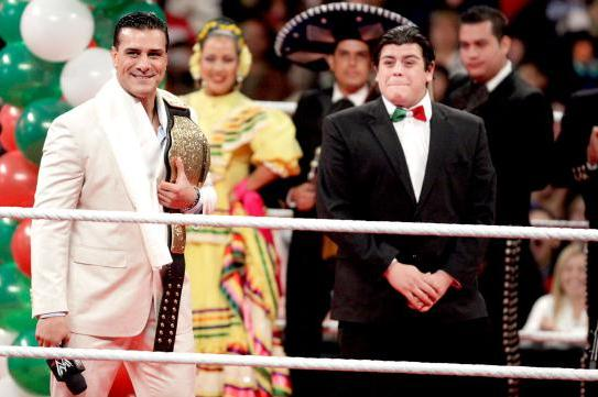 Why WWE World Champion Alberto Del Rio Is Realizing His Destiny
