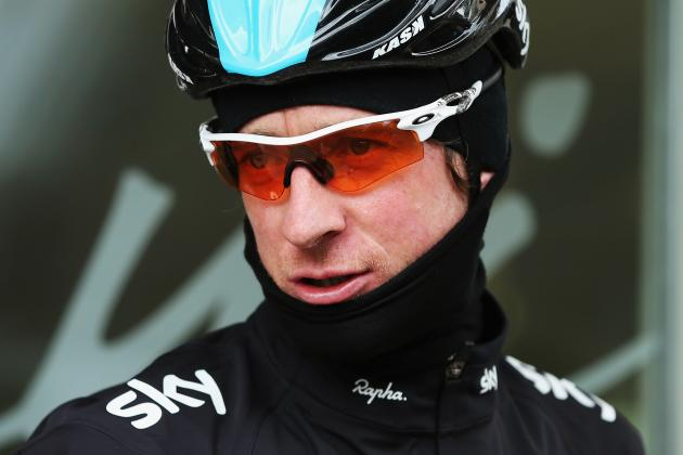 Bradley Wiggins Filled with 'Anger and Sadness' at Lance