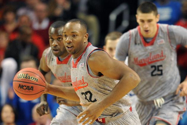 Dez Wells to Handle the Ball More for Terps