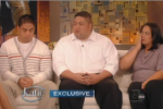 Video: Te'o, Parents Break Down in Couric Interview