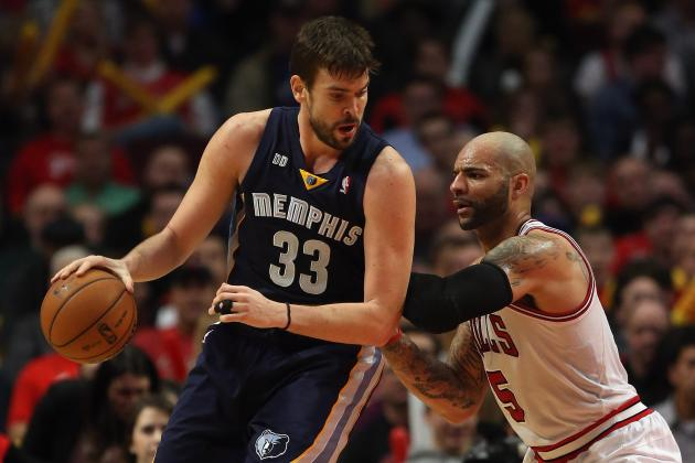 Grizzlies 'in a Good Place,' Hoping for Better in 2nd Half