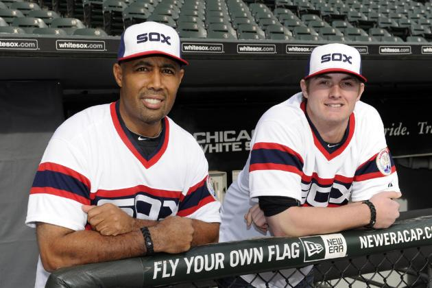 The White Sox unveil some sweet throwbacks for2013