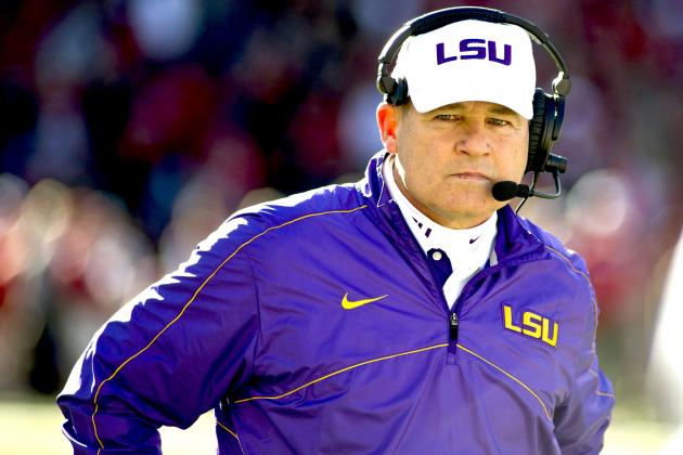 LSU Football: Did the Tigers Spend Too Much on Les Miles' Extension?