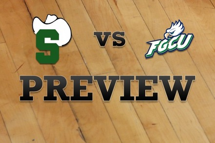 Stetson vs. Florida Gulf Coast: Full Game Preview