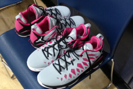 Marquette to Wear Special Pink Shoes vs. Providence