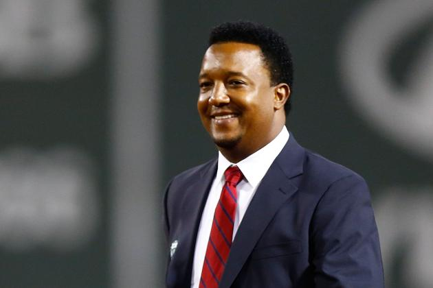 Report: Pedro Martinez Rejoining the Boston Red Sox