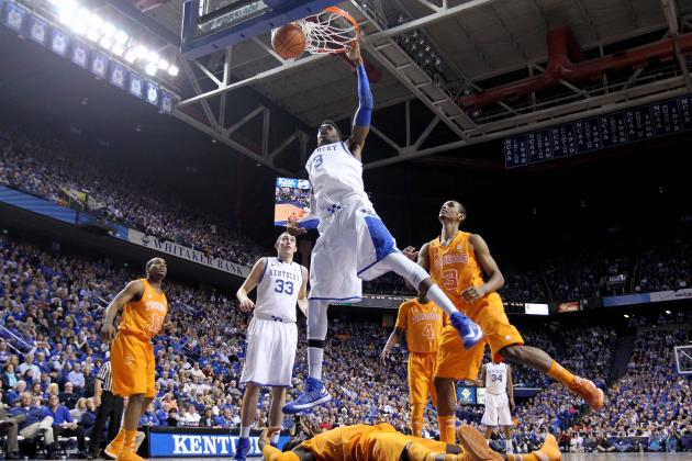 Nerlens Noel: How No. 1 Recruit Became a Forgotten Man at Kentucky