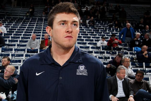Butler Guard Rotnei Clarke Cleared for Full Contact in Practice