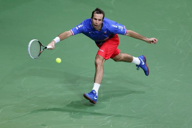 Davis Cup 2013: Breaking Down Groups, Schedule and Teams to Watch
