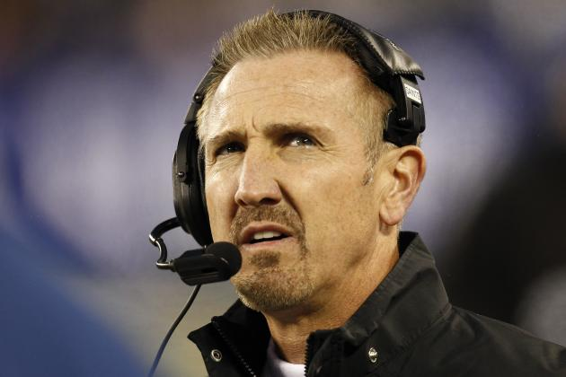 Saints Relieve DC Steve Spagnuolo and Coach Ken Flajole of Their Duties