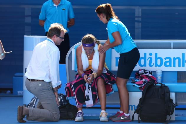 Australian Open 2013: Victoria Azarenka Shouldn't Be Criticized for Timeout
