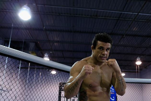 Dana White: Belfort vs. Rockhold Possible and Talks Light Heavyweight Contenders