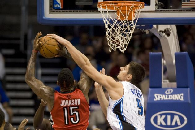 NBA Gamecast: Raptors vs. Magic