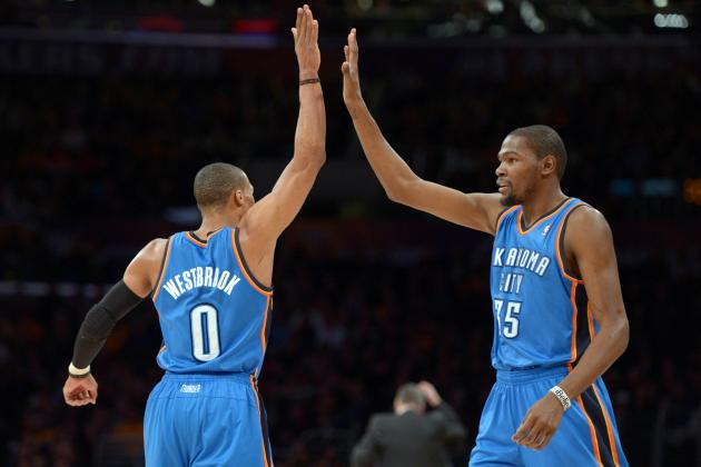 3 Best Pairings for the Oklahoma City Thunder This Year