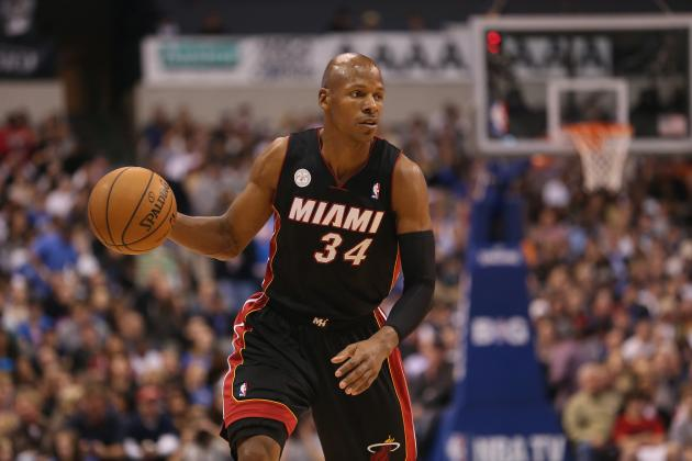 Miami Heat Rumors: Ray Allen Won't Retire at Season's End
