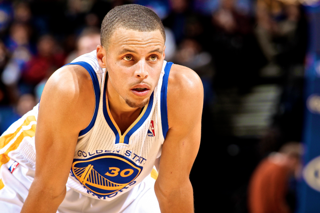 NBA All-Star Game 2013 Snubs: Why Stephen Curry Is Biggest Snub