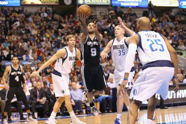 San Antonio Spurs vs. Dallas Mavericks: Preview, Analysis and Predictions