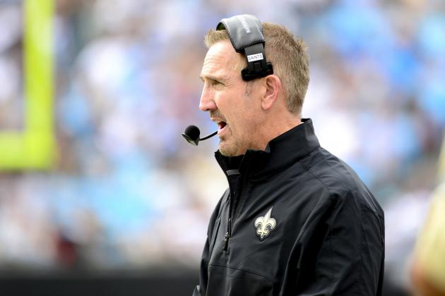 New Orleans Saints Fire Defensive Coordinator Steve Spagnuolo