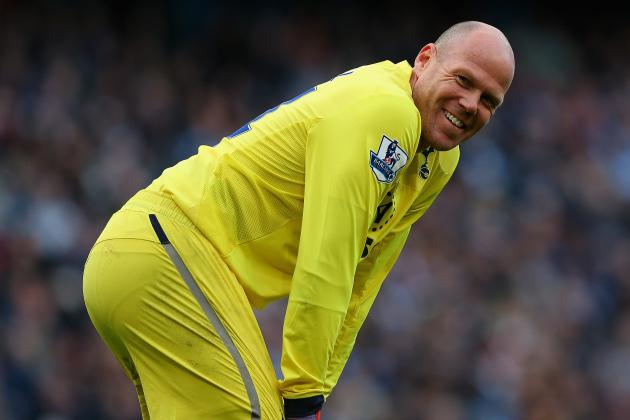 The Winter of Brad Friedel