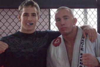 Dana White: Rory MacDonald's Future Shouldn't Be GSP's Decision