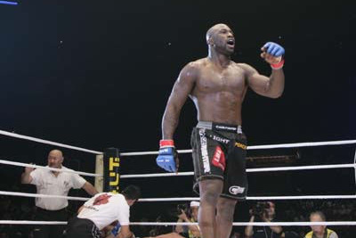 Muhammed 'King Mo' Lawal Sees Plenty of Competition Ahead