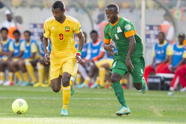 Zambia vs. Nigeria: African Cup of Nations Injury News, Preview, Team News