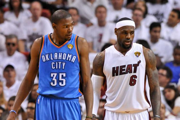 Why Kevin Durant, Not LeBron James, Is the NBA's Midseason MVP