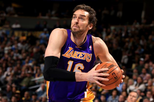 Breaking Down Pau Gasol's Struggles and What Lakers Must Do to Fix It