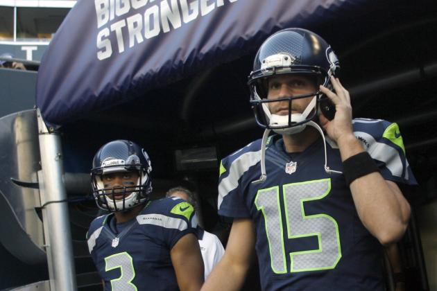 Seattle Seahawks Face Questions at Backup Quarterback