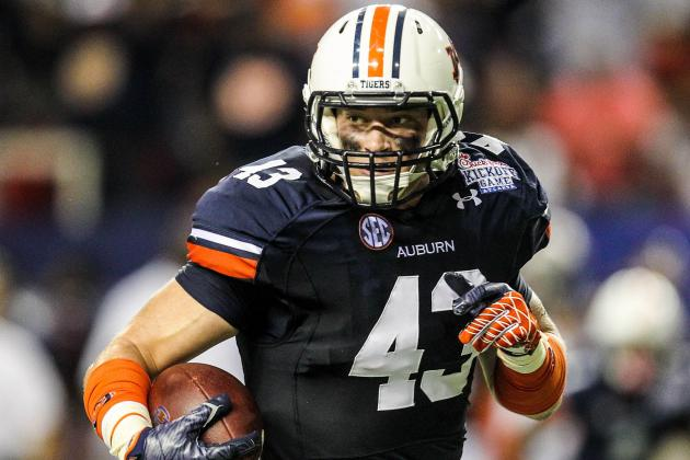 Lutzenkirchen Draws Praise from Malzahn, Alabama Defenders at Senior Bowl