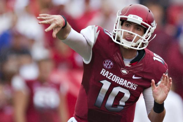 Arkansas Razorbacks Football: Why Brandon Allen Will Thrive Under Bielema